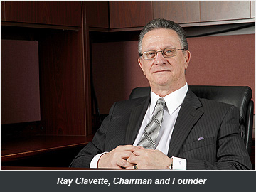 Ray Clavette, Chairman and Founder
