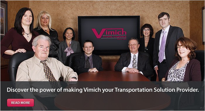 Discover the power of making Vimich your Transportation Solution Provider.